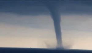 торнадо край Созопол