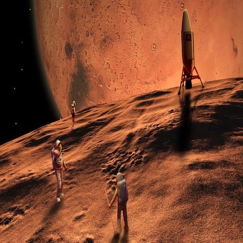 Това ли е най-голямата тайна на Марс, за която светът не подозира?