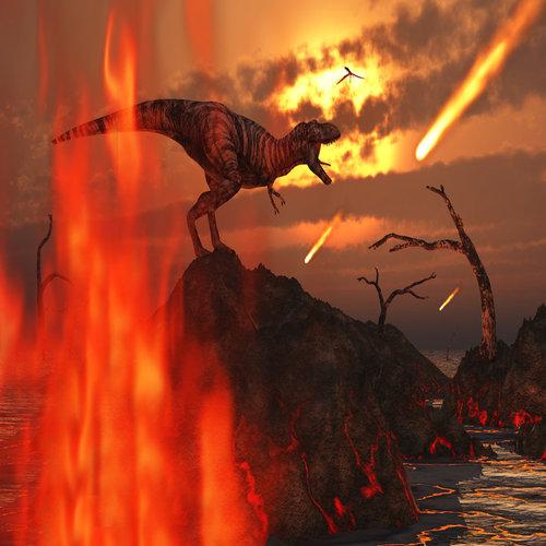 Това ли е истинската причина за изчезването на древните динозаври?
