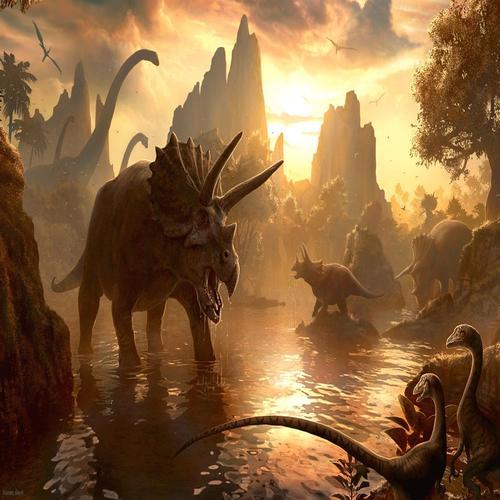 Изчезналите динозаври все още могат да помогнат на човечеството?