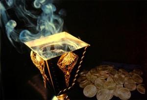 Бяла магия за пари