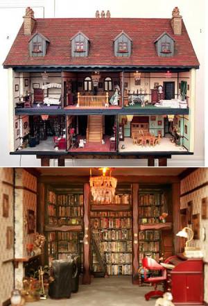 куклени къщи