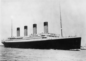 потъването на Титаник