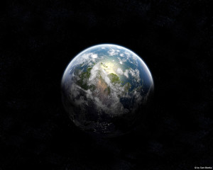 Земята