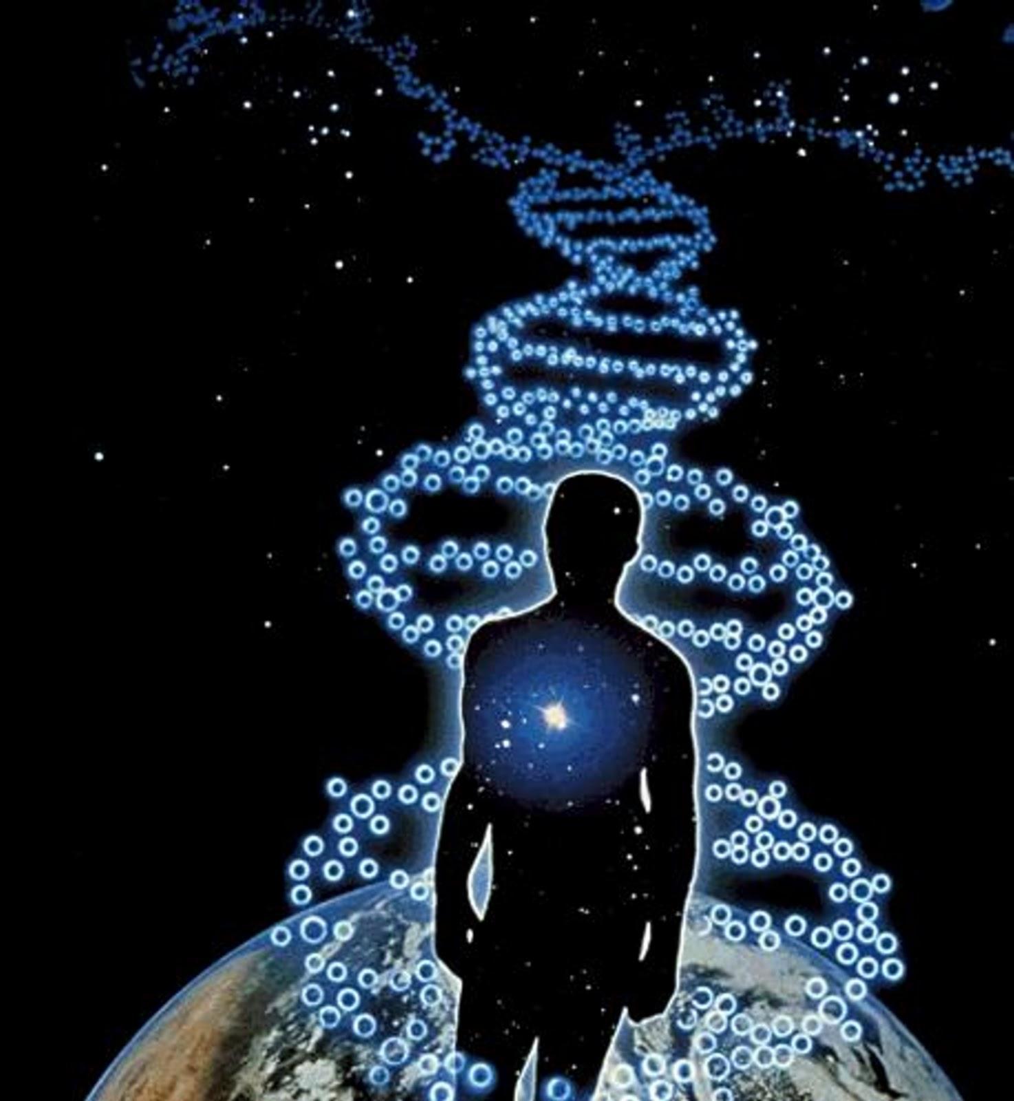 Силата на чистото намерение може да променя ДНК