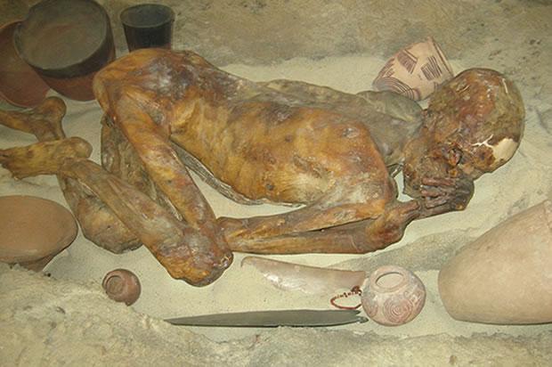 4 от на най-забележителните египeтски мумии