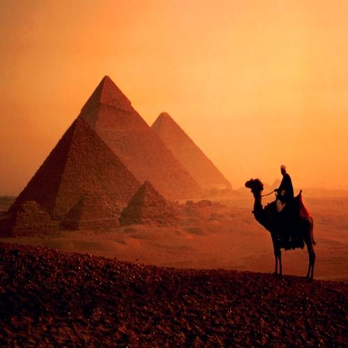 Разгадаха как са били построени египетските пирамиди?