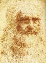 Автопортрет на Леонардо да Винчи