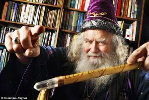 Училище за магьосници
