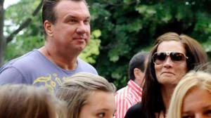 Майкъл Струмейтис беше активен участник в протестите
