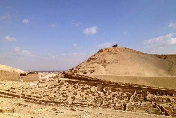 Долината на царете в Египет – вечният дом на великите владетели