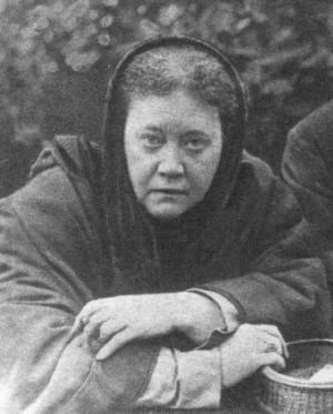 Елена Блаватска