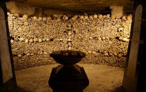 Парижките катакомби са вечен дом на повече от шест милиона души