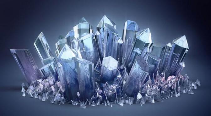 Използвайте тези кристали за здраве и духовно израстване