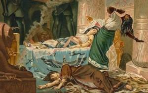 С вековете спомените от живота на Клеопатра се превръщат по-скоро в легенди