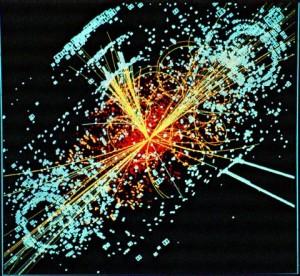 """Хигс бозон или """"божествената частица"""""""