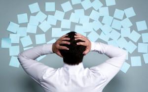 Повечето от нещата в живота, които предизвикват стрес за извън нашия контрол