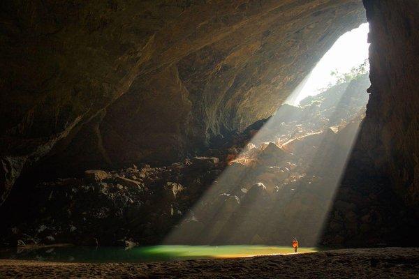 Има пещери, които са истинско произведение на изкуството