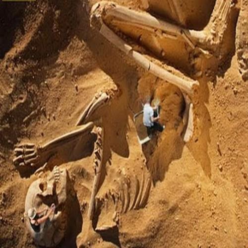 Кои са били древните исполини, населявали Земята в древността?