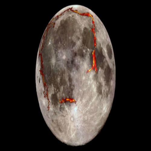 """Разгадаха тайната на """"Човека на Луната""""?"""