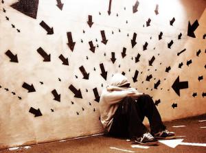 За да се справим с безпокойството, е важно да не съдим самите себе си прекалено строго