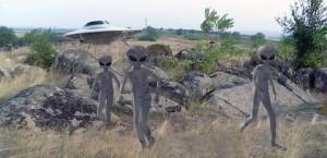 Край Скалица извънземните не се отзоваха на среща