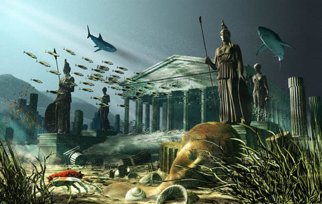 Потомци на Атлантида живеят сред нас?