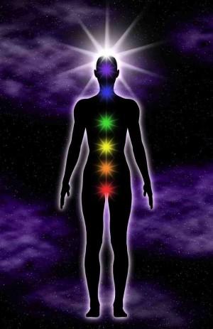 Чакрите са енергийните центрове в тялото