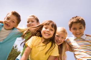 Развитието на позитивно мислене в децата е предпоставка за израстването на щастливи възрастни