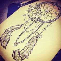 капан за сънища татуировка 01