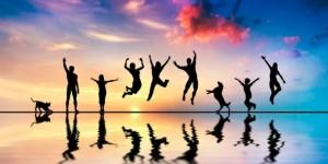Не е нужно да се случи нещо необикновено, за да излъчваме позитивна енергия