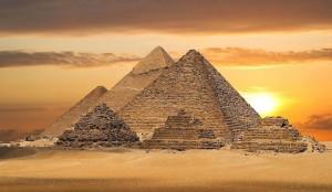 пирамидите в Гиза