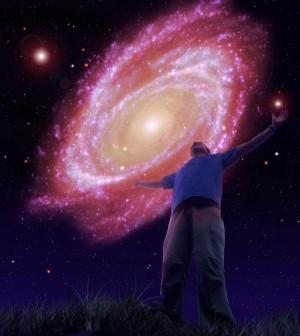 Вселената мисли