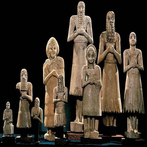 Загадъчната цивилизация на древните шумери