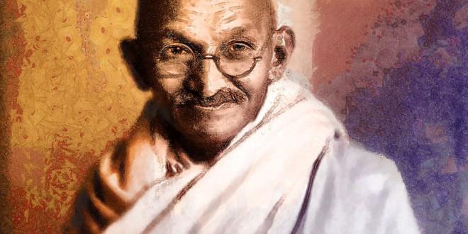 Какви са заветите на  Махатма Ганди