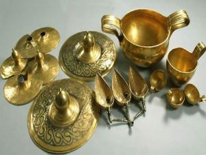 тракийски съкровища