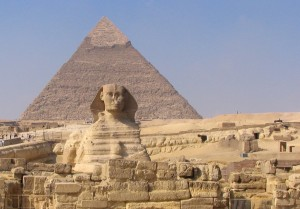 Хеопсовата пирамида или Великата пирамида в Гиза е истински шедьовър