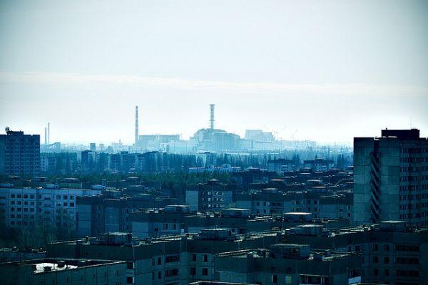 След 26 април 1986 година Припят се превръща в призрачен град