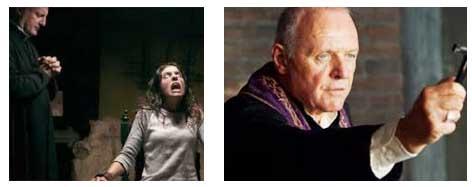 молитва за прогонване на демони, екзорсизъм