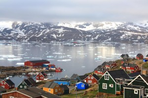 В Гренландия зимата продължава 10 месеца и това прави условията на живот изключително сурови