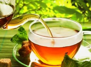 градинския чай