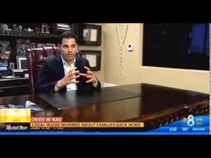 Халдейски християнски лидер Марк Арабо говори за ужасния геноцид в Ирак