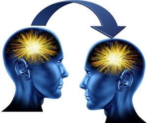 Въпреки че всеки може да се научи да практикува телепатия, много малко хора го правят