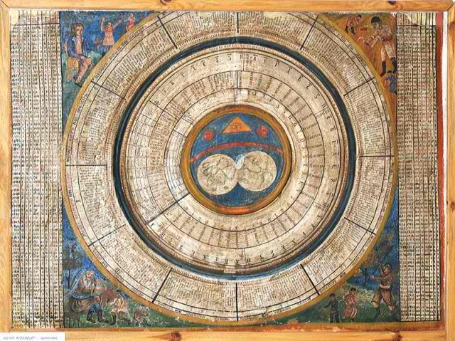 Български вечен календар сътворява Матей Преображенски – Миткалото
