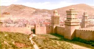 От древния Ерусалим Исус е започнал да проповядва за бъдещото Небесно царство