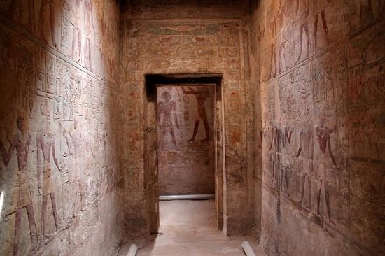 Откриха храм на фараон Тутмос III