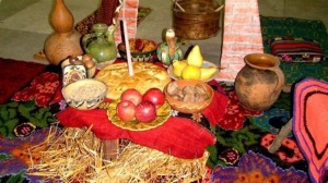 Бъдни вечер е на-святото време в годината, вечерта на дома