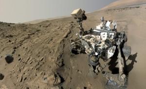 Роботът откри метан на Марс