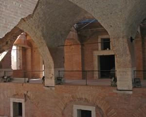 Траяновият пазар в Рим издържа 2000 години на сеизмичната активност на земята