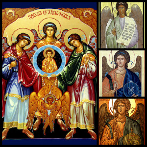 Могъщите архангели са най-висшестоящите ангели в небесната йерархия